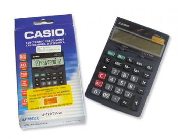 Casio J120TV